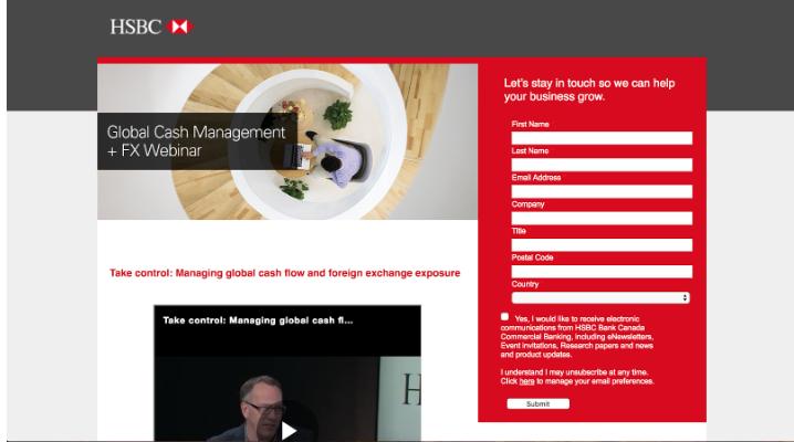 Video Screenshot HSBC Canada