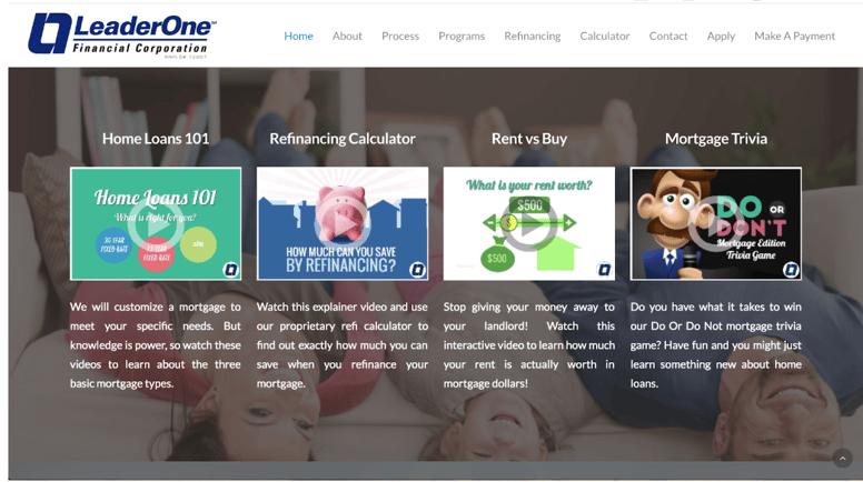 Video Screenshot website